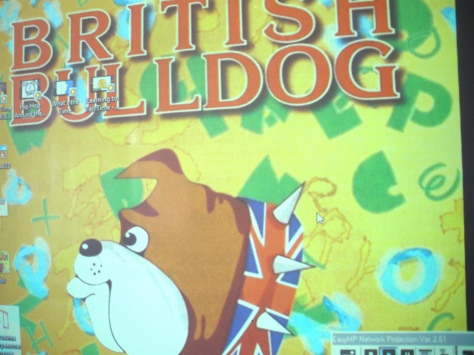 British Bulldog 2012