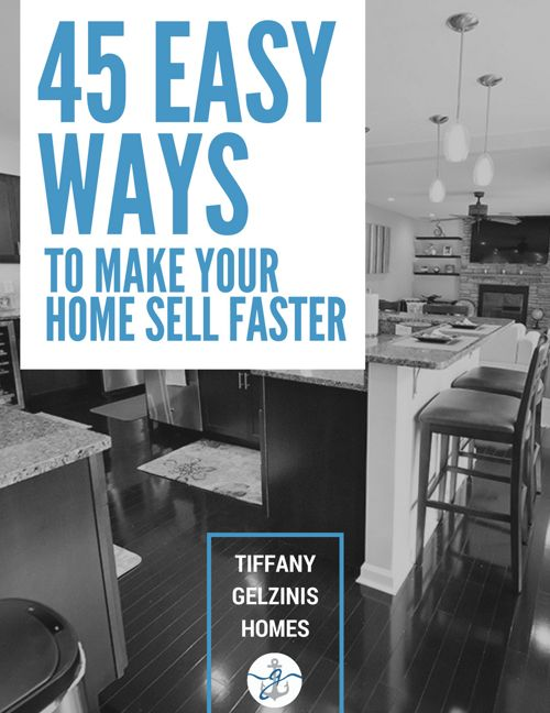 45 Easy Ways To Make Your Home Sell Faster