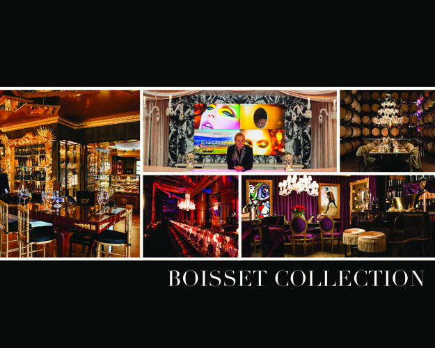 Boisset Collection Experience Book