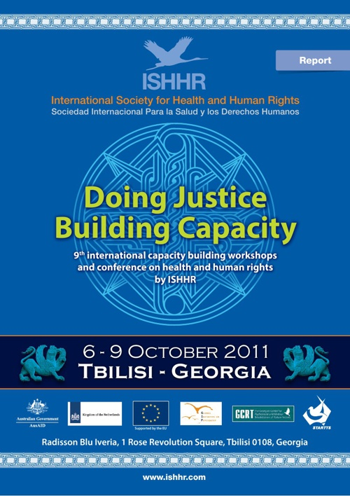 ISHHR Conference Report 2011
