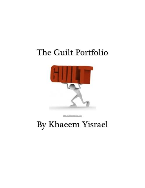 Guilt Portfolio