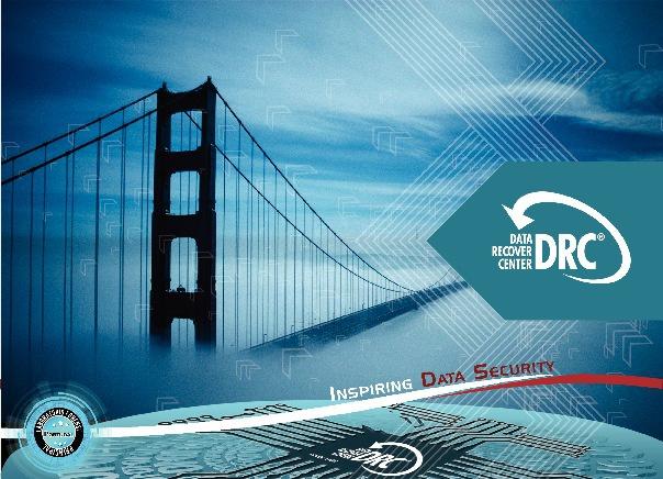 Brochura DRC | Data Recover Center Portugal