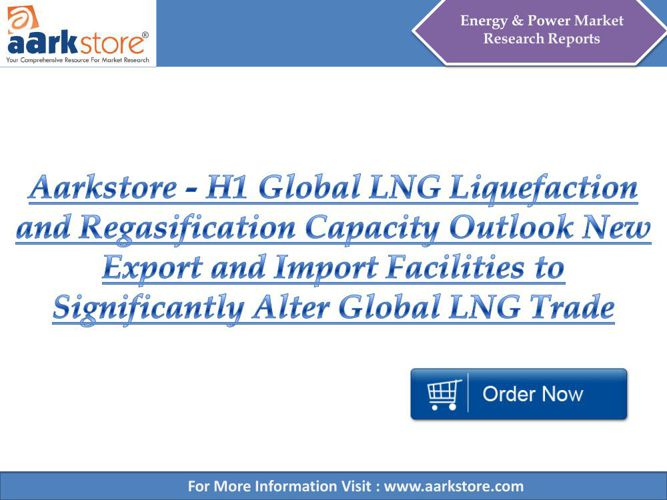 Aarkstore - H1 Global LNG Liquefaction and Regasification Capaci