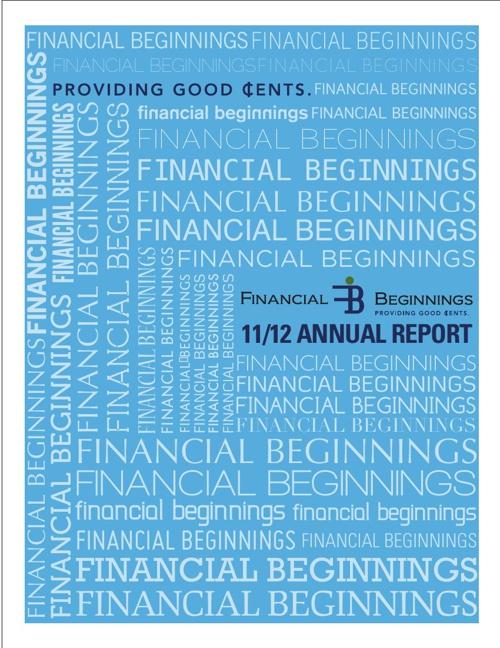 Financial Beginnings Annual Report
