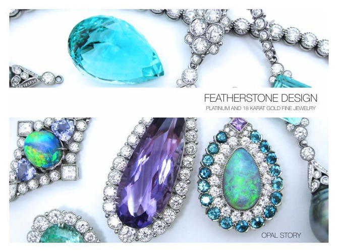 Opal Story-Featherstone Design Book