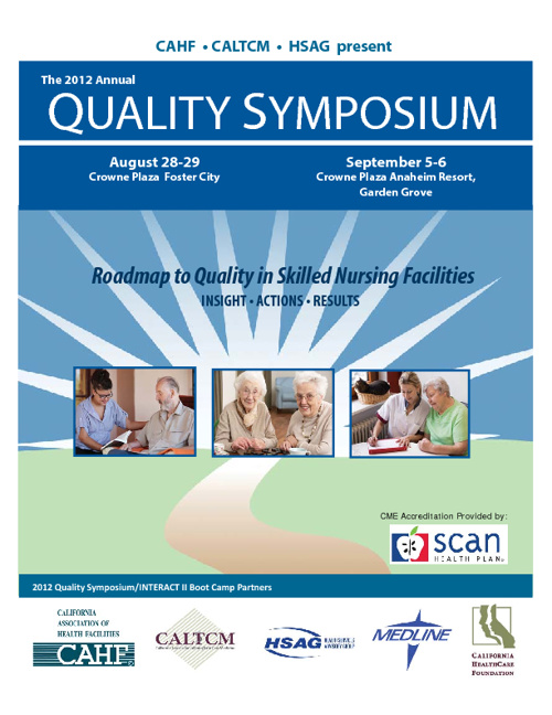 Road Map to Quality Symposium