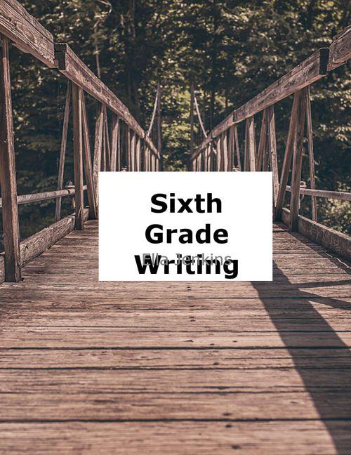 6th Grade Writing 2015
