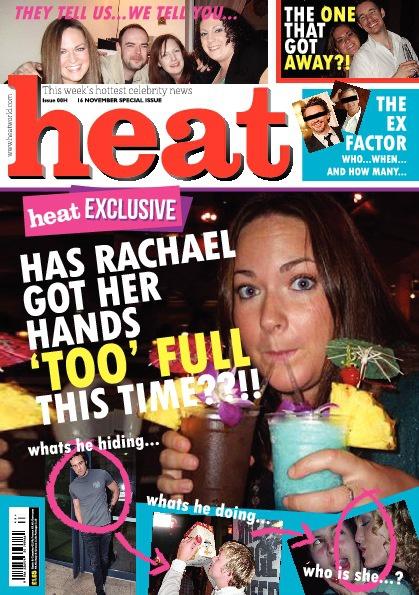 Rachael Hen Heat