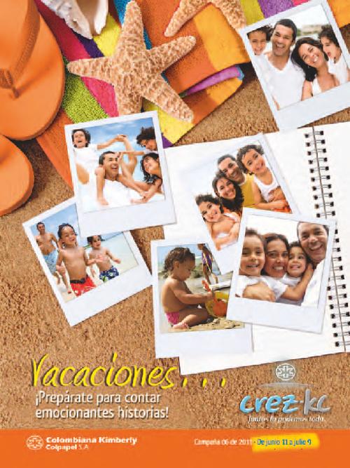 Catálogo Campaña 6 Crez-KC