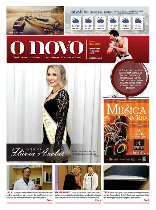 Jornal O NOVO - 05