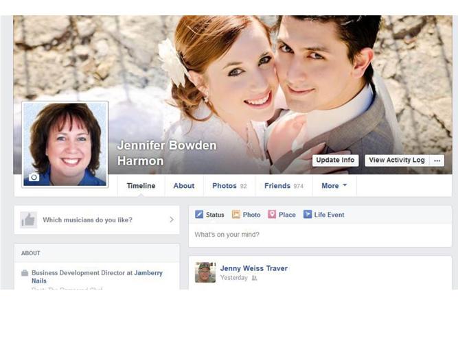 Facebook Training by Jennifer Harmon