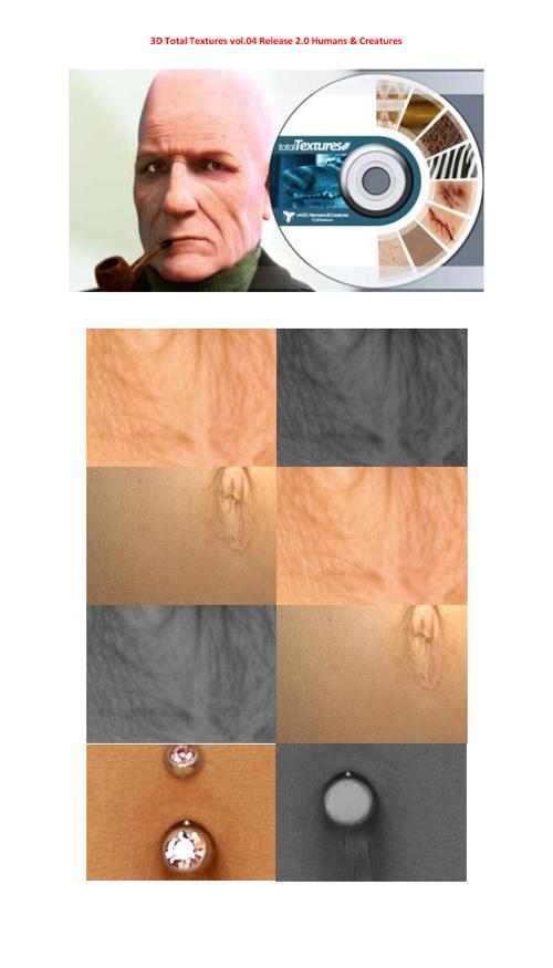 3D Total Textures vol.04