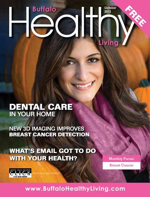 October 2013 Buffalo Healthy Living Magazine