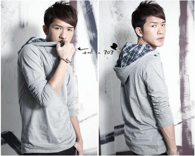 140127 - New Korean slim fashion personality style