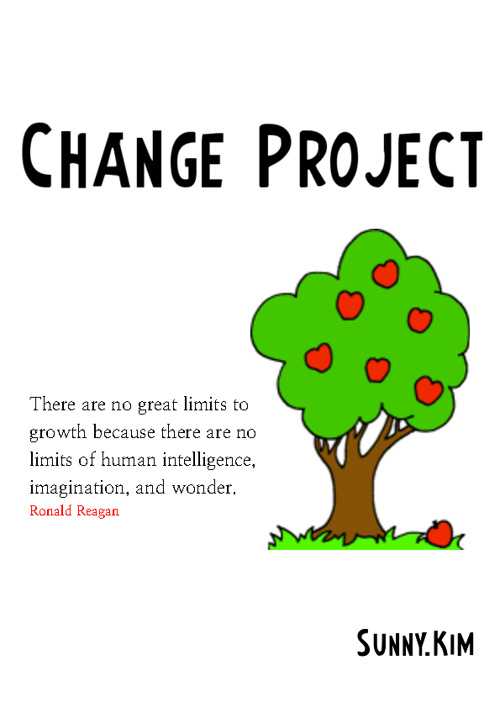 The Change Project IB H2 English