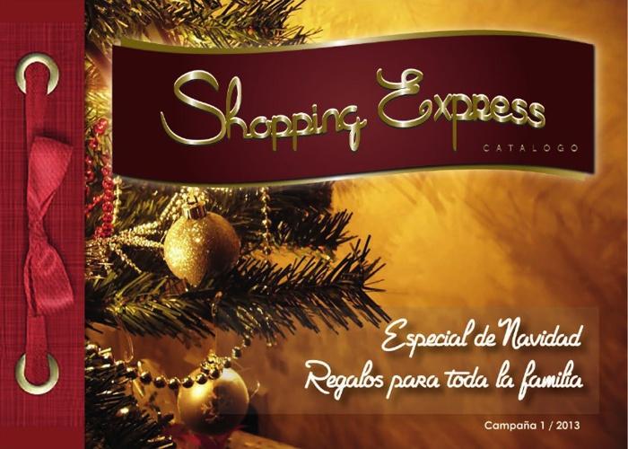 Catalogo Shopping Express