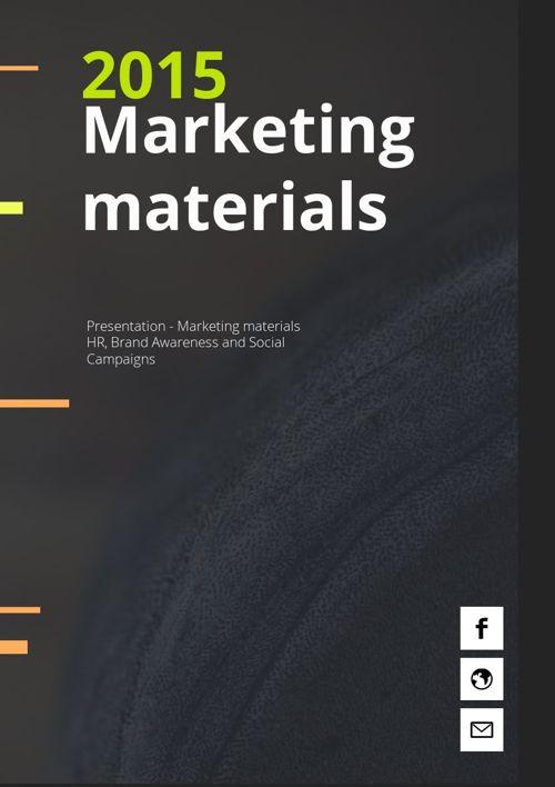Mk materials - 2015