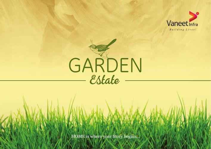 Garden Estate brochure