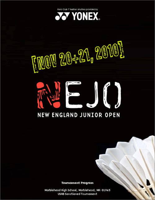 NEJO Program 2010