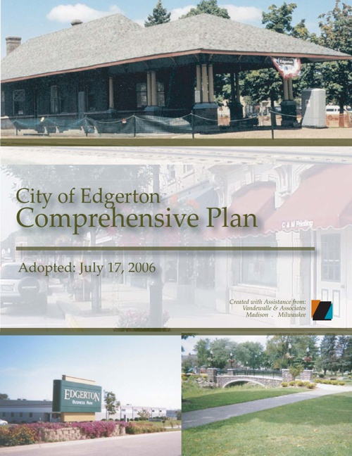 Copy of City of Edgerton Comprehensive Master Plan