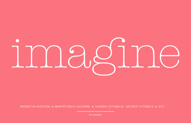 Imagine Women's Conference 2012