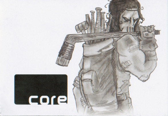Core - Second Issue