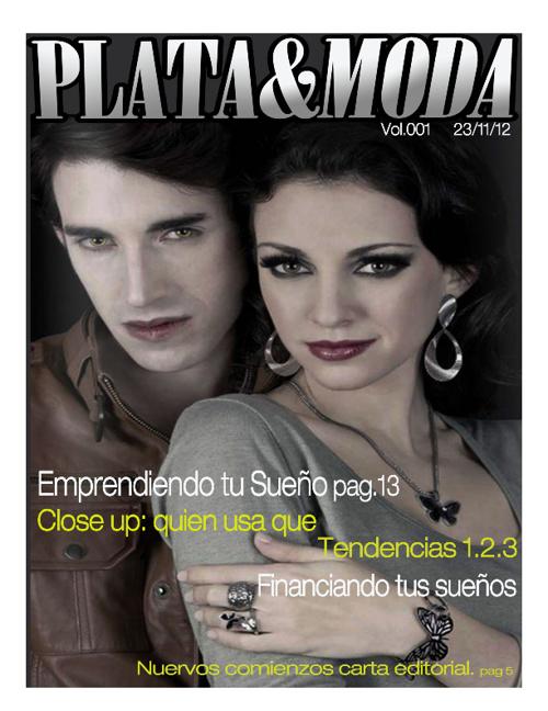 Volumen 1 plata&moda