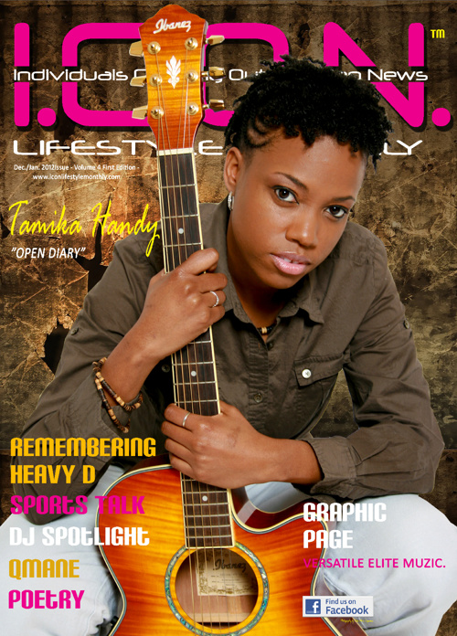 ICON Lifestyle Monthly-January 2012