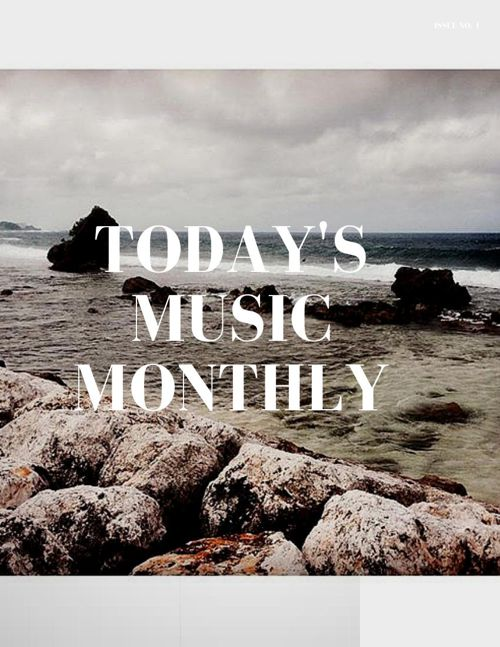 Today's Music Monthly
