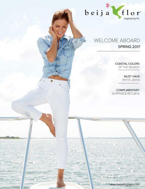 Beija-Flor Jeans 2017 Spring Catalog