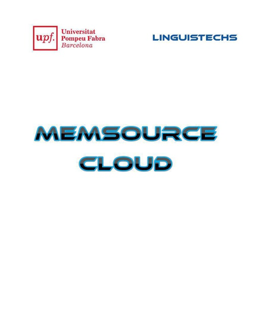 MemSource Cloud - Romana