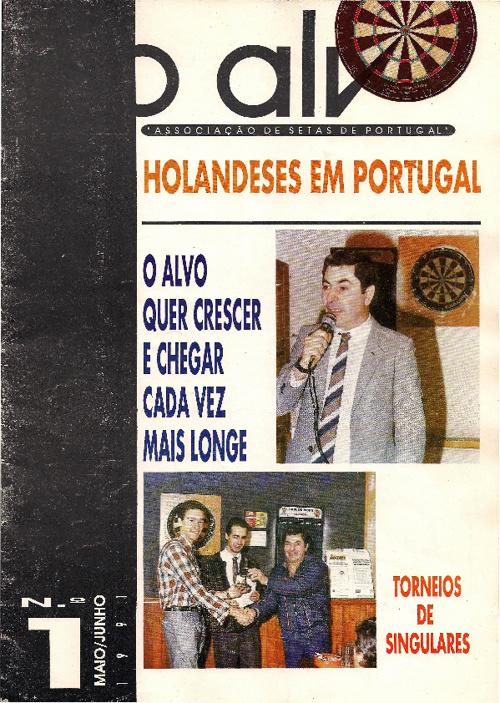 O ALVO - Nº 1