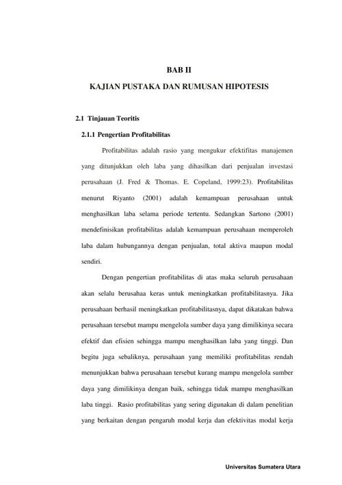 roi univ sumatera
