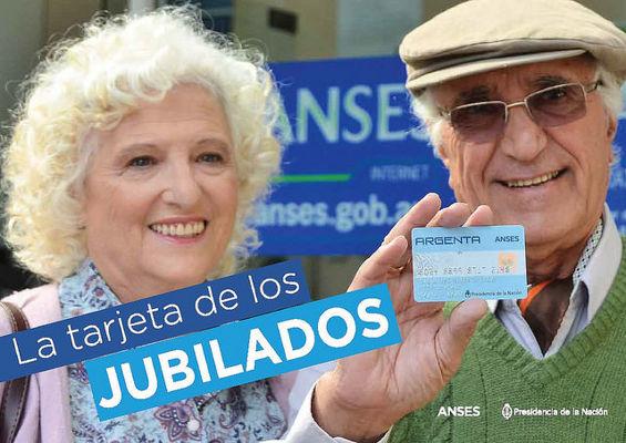 Nuevos beneficios ARGENTA, la tarjeta de los jubilados