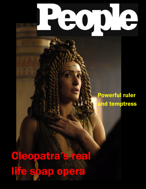 Cleopatra draft McCoach