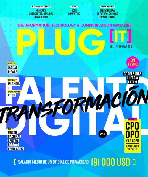 Plug IT Mag #11. Febrero-Marzo 2018.