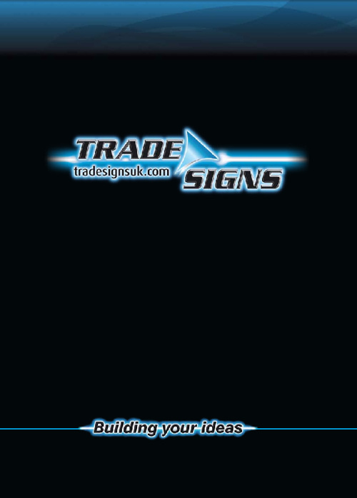 Trade Signs