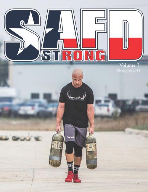 SAFD Strong- November 2015