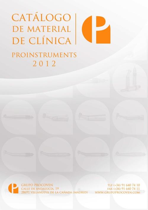 Catálogo Procovén