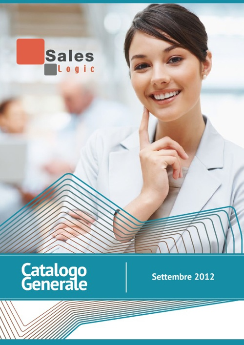 Catalogo Sales Logic sett2012