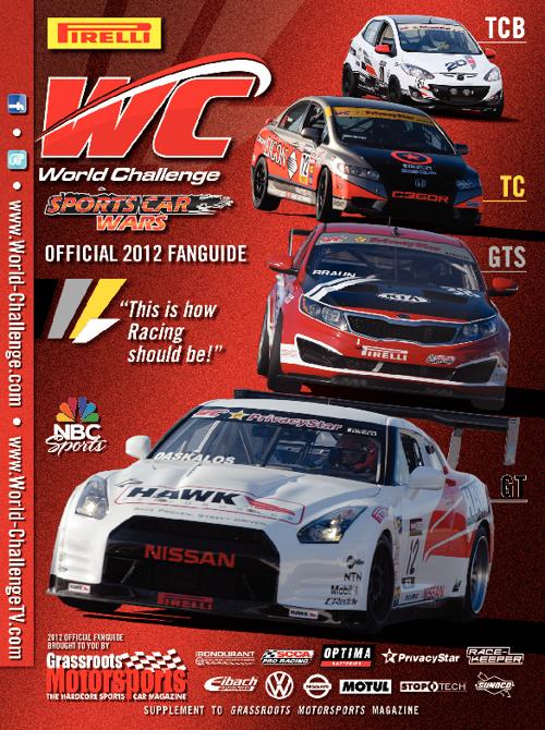 2012 Pirelli World Challenge Fan Guide