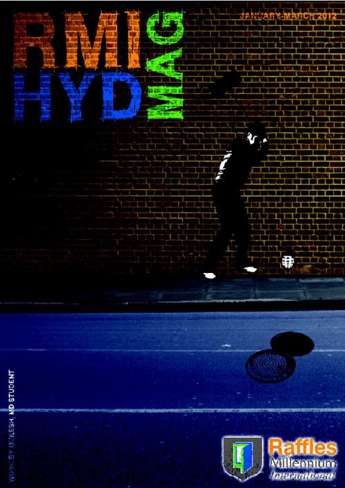 RMI HYD Quarterly Magazine - March 2012 Issue