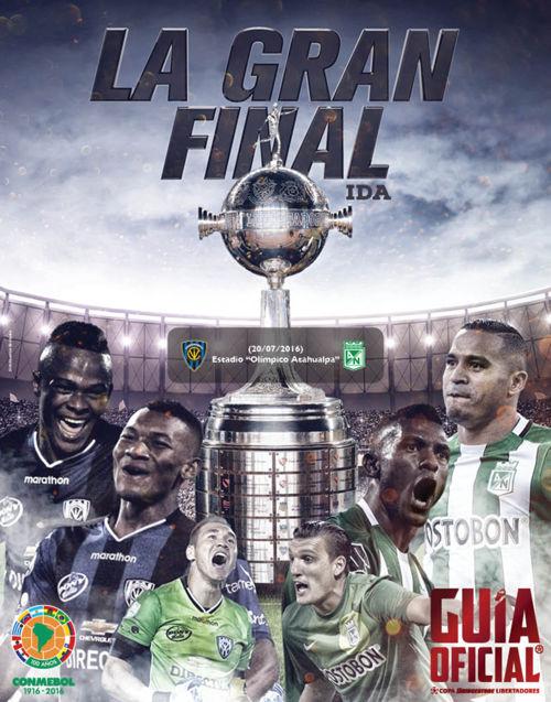 Guía Oficial: La Gran Final (Ida) CBL 2016