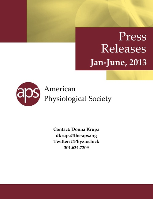 Press Releases: Jan-June 2013