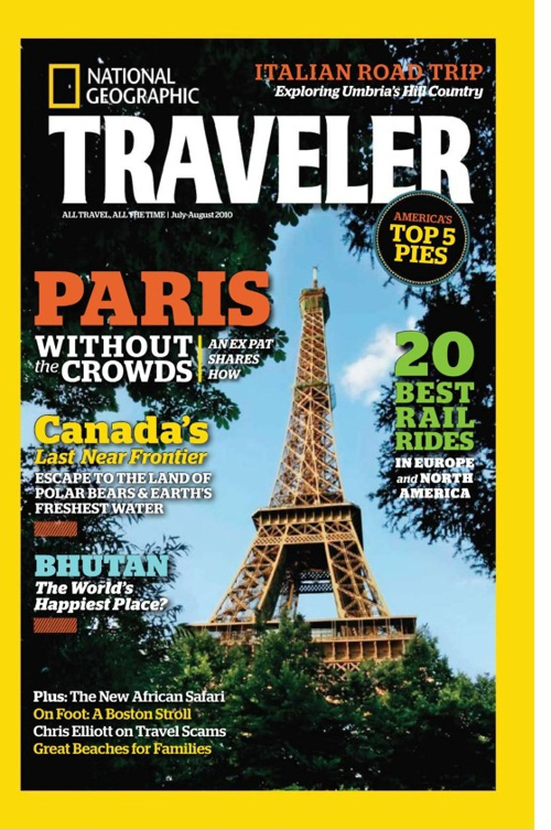 Nat Geo Traveller Interactive