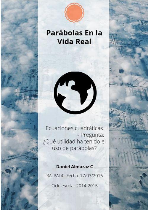 Parabolas en la vida Diaria