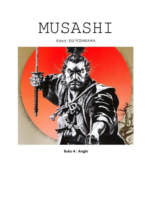MUSASHI (Buku 4 : ANGIN)