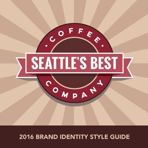 Seattle's Best Rebranding Style Guide