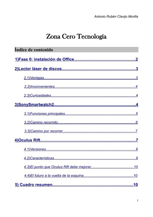 Zona Cero Tecnología