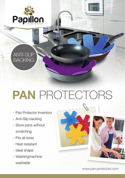 Pan Protectors  - Ambiente 2016 A5 flyer